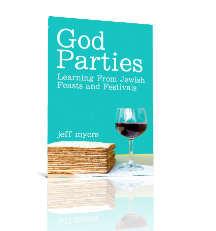 God Parties by Jeff Myers